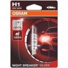 Bec auto Osram H1 Night Breaker Silver, P14.5S, 55 W, 12 V