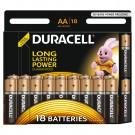 Baterie Duracell Basic, AA, Alkaline, 18 buc