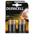 Baterie Duracell Basic, AA, Alkaline, 4 buc