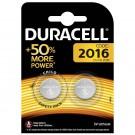 Baterie Duracell, 2016, Lithium, 2 buc