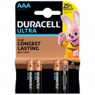 Baterie Duracell Turbo Max Red, AAA, Alkaline, 4 buc
