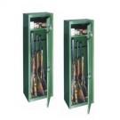 Dulap arme Gun5 T04268, metal, verde, 370 x 260 x 1500 mm