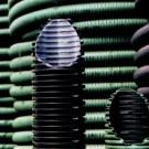 Teava PVC pentru canalizare exterioara, riflata, D110 mm