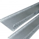 Profil termosistem aluminiu U 100 mm x 200 cm