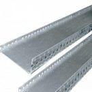 Profil aluminiu U termosistem, interior / exterior, 60 x 2000 mm