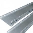 Profil termosistem aluminiu U 80mm x 200cm