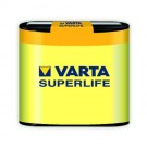Baterie Varta Superlife 2012, 4.5V, Zinc - Carbon
