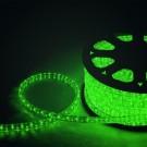 Cablu luminos Hoff verde interior / exterior 11 mm