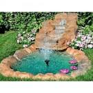 Cascada Minitivoli Set, cu pompa de recirculare apa, 100 x 60 x 115 cm