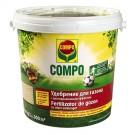 Ingrasamant gazon Compo 1314704066, granule, 8 kg