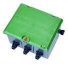 Cutie pentru 3 electrovalve 9V de udare, Gardena