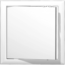 Usita vizitare + rama metal, pentru instalatii sanitare, Vents, DM, 500 x 500 mm