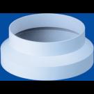 REDUCTIE TUB VENTILATIE 125/100MM  211P