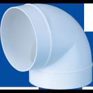 Cot pentru tub ventilatie, Vents, 323, D 150 mm