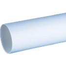 Tub ventilatie, Vents, PVC, D 150 mm, L 500 mm