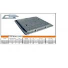 Capac compozit necarosabil A62 59X59(50X50)