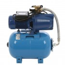Hidrofor Wasserkonig WK3900/25 H, cu pompa autoamorsanta din fonta + rezervor 24 L + presostat + manometru + furtun flexibil + racord 5 cai, 1100W