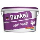 Vopsea lavabila de interior Danke antimucegai 4L