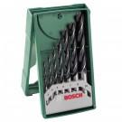 Burghie pentru lemn, Bosch X-Line 2607019580, 3 - 10 mm, set 7 bucati