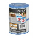 Cartus filtru tip S1, pentru pompa filtrare apa piscina, Intex 29001, set 2  buc