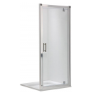 Usa pivotanta pentru cabina Geo 6 GDRP80222003, 80 x 190 cm