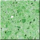 Blat pentru lavoar baie, Arthema Maya, starlight green M84 - SGRE, granit recompus, 84 x 57 x 2 cm