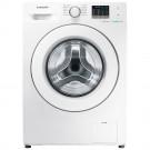 Masina de spalat rufe slim Samsung WF60F4E0W2W/LE, 6 kg, 1200 rpm, clasa A++, adancime 40 cm, tehnologie Eco Bubble, alb