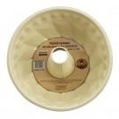 Forma rotunda pentru cozonac, Kasemi, cu con, acoperire ceramica, 22 x 22 x 11.5 cm