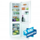 Combina frigorifica Candy CFM 3350, 249 l, clasa A+, inaltime 180 cm, alb
