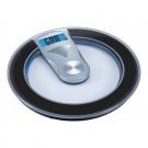 Cantar electronic pentru baie, Kadda EB9420H, sticla securizata, LCD, 150 kg