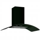 Hota decorativa Pyramis Elegant black 60 cm