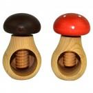 Spargator pentru nuci, 6006 mic, lemn, 9.5 x 5.5 cm