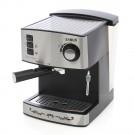 Espressor cafea Samus Espressimo, cafea macinata, 15 bar, 850 W, capacitate 1.6 l, gri cu negru
