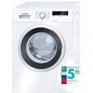 Masina de spalat rufe Bosch WAN24161BY, 7 kg, 1200 rpm, clasa A+++, adancime 55 cm, tehnologie EcoSilence Drive, alb