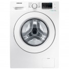 Masina de spalat rufe slim Samsung WW60J4060LW/LE, 6 kg, 1000 rpm, clasa A+++, adancime 45 cm, tehnologie Eco Bubble, alb