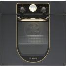 Cuptor electric incorporabil Bosch HBA23BN61, clasa A, 61 litri, 7 functii, grill, convectie, timer, 2480 W, negru