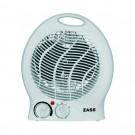 Aeroterma electrica Zass ZFH 03, 2 trepte, 2000 W, 135 x 165 x 220 mm, termostat reglabil, functie ventilatie