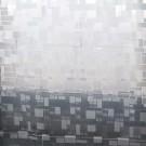 Perdea dus SWSC-45, model geometric, 200 x 180 cm