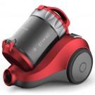 Aspirator Daewoo RCC-120R/2A, fara sac, aspirare uscata, filtru Hepa, 2 l, 800 W
