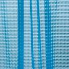 Perdea dus cu model 3D, bleu, 180 x 200 cm