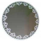 Oglinda decorativa Class Mirrors M12, rotunda, banda LED, D 70