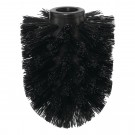Rezerva cap de perie WC Tesa 40332, diametru 7.4 cm, neagra