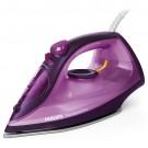 Fier de calcat Philips EasySpeed Plus GC2148/30, 2100 W, talpa ceramica, 0.27 l, 110 g/min, sistem anti-picurare, oprire automata, mov