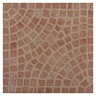Gresie portelanata Amonit Brown 32,6x32,6 cm