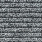 Covor intrare interior Renox 203, polipropilena, gri, dreptunghiulara, 80 x 50 cm