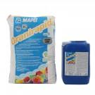 Adeziv flexibil pentru gresie si faianta Mapei Granirapid A + B, interior / exterior, gri, 30.5 kg