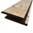 Pazie din lemn de rasinoase, 200 x 20 mm, 4 m