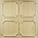 Tavan fals decorativ din polistiren C1005 clasic pin 50 x 50 x 0.3 cm