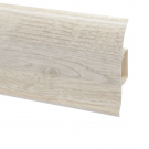 Plinta parchet PVC Smart Flex 592 canal stejar tundra 2500 x 55 x 22 mm