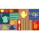 Covoras Davo Pro Coffee 33000 67x120 cm